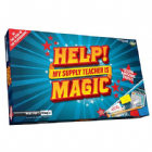 Help My Supply Teacher is Magic